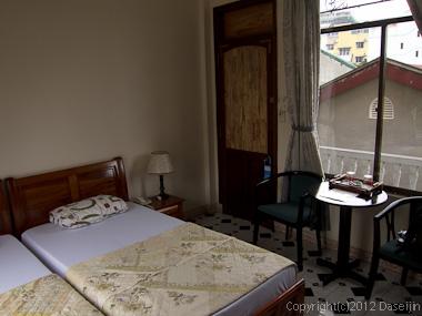 121115ベトナム・Original Binh Duong 1 Hotel