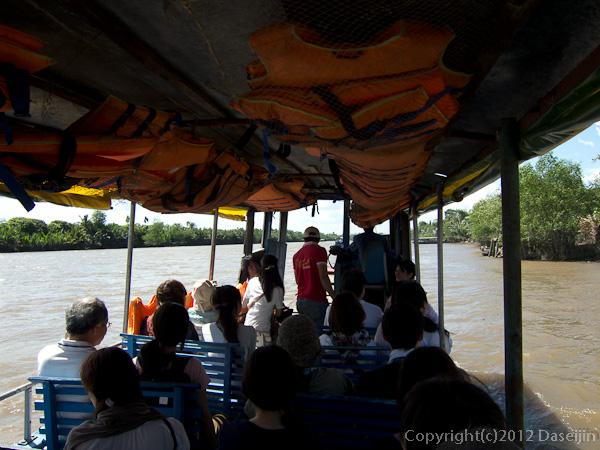 121118ベトナム・再びメコン川へ