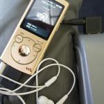 静かな空の旅の必需品~Sony NW-S764