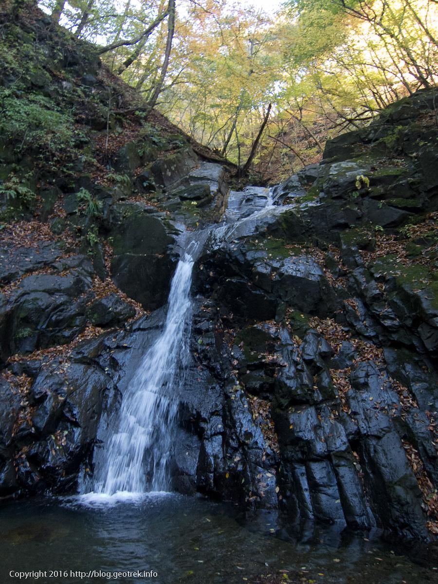 谷急沢~8mの滝
