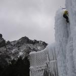 とりあえずジョウゴ沢で~八ヶ岳・アイスクライミング(1)